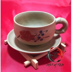 Filiżanka ze spodkiem (Yixing)