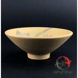 Czareczka Lotos i ważka (Yixing)