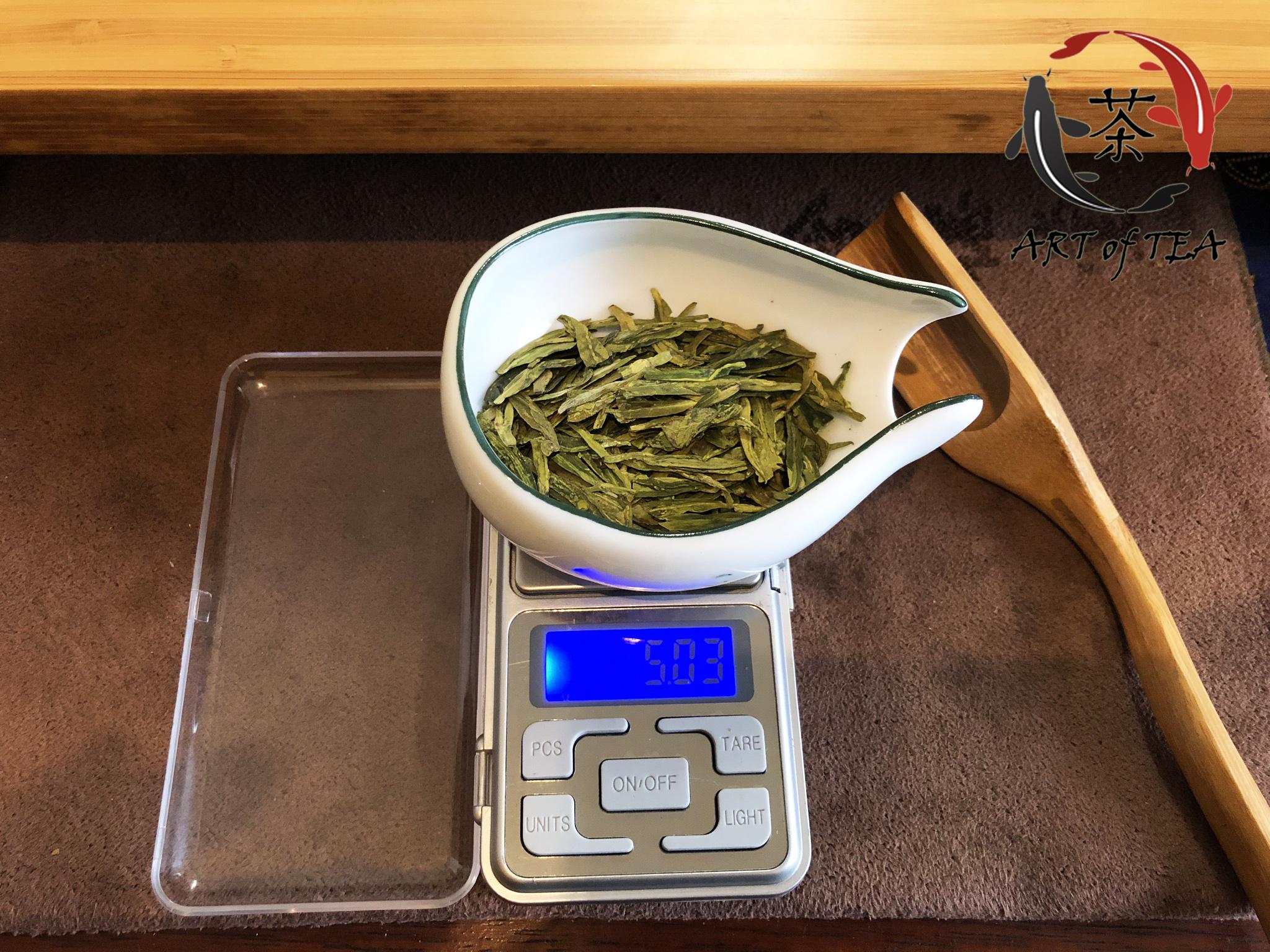 Shi Feng Long Jing (5 g)