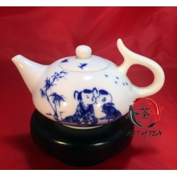 Porcelanowy czajniczek (dzieci)