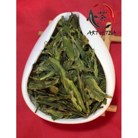 Herbata zielona Shi Feng Long Jing (wiosna 2018)