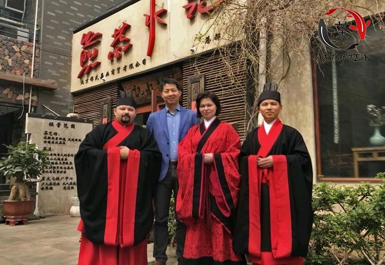 Po zdaniu egzaminu: ceremonia dynastii Tang